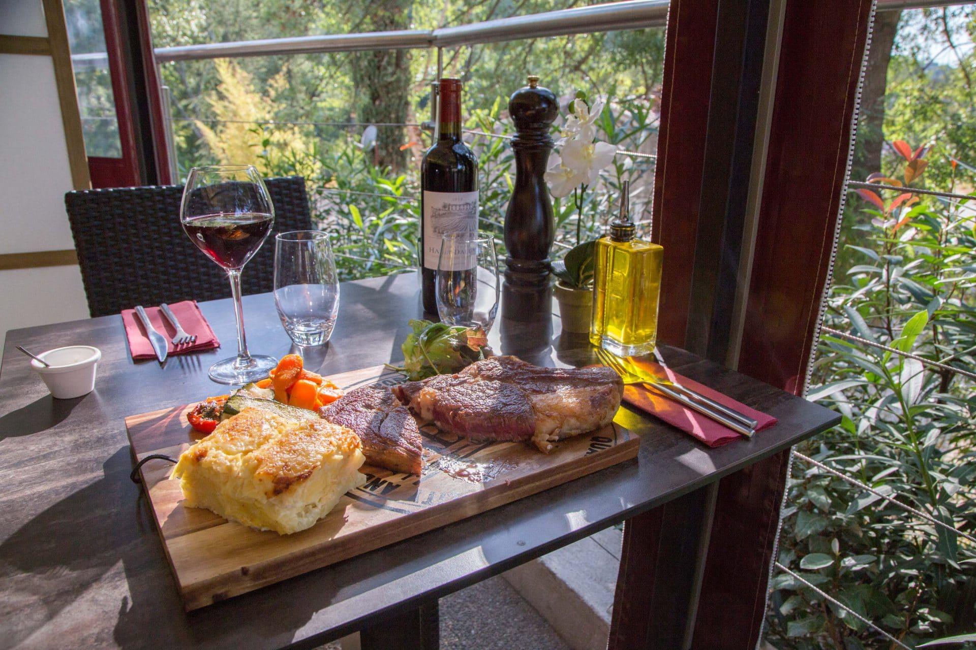 Restaurant concept original aix en provence